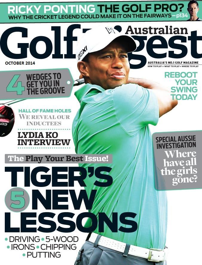 Australian Golf Digest 1
