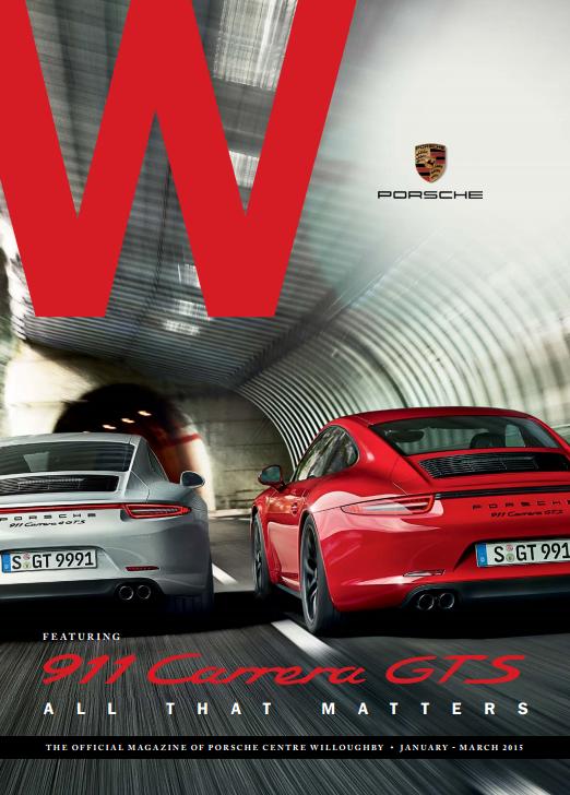 Porsche W Mag