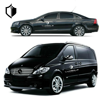 LUXURY CHAUFFEURED TRANSFERS